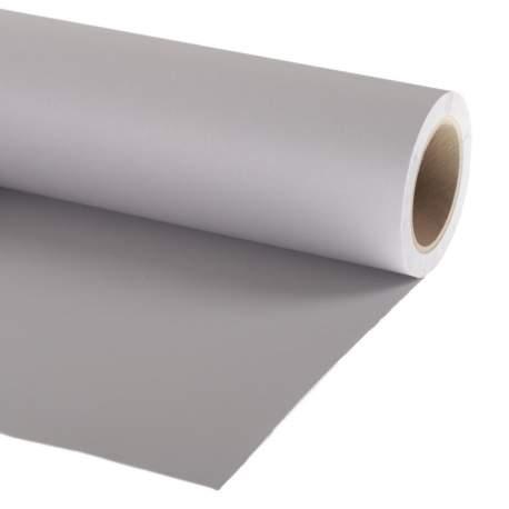 Фоны - Lastolite бумажный фон 2,75x11м, flint серый (9026) LL LP9026 - быстрый заказ от производителя