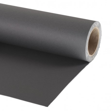Фоны - Lastolite бумажный фон 2,75x11м, graphite серый (9054) - быстрый заказ от производителя