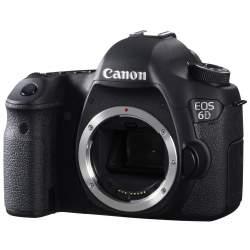 Spoguļkameras - Canon EOS 6D Body - perc veikalā un ar piegādi