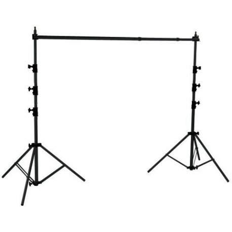Держатели для фонов - Falcon Eyes Semi-Professional Background System B-8510 260x315 for Cloth or Roll - быстрый заказ от производителя