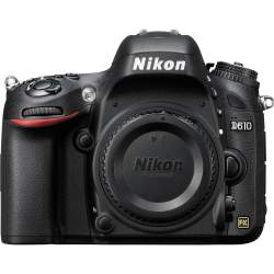 Photo DSLR Cameras - Nikon D610 Body - quick order from manufacturer