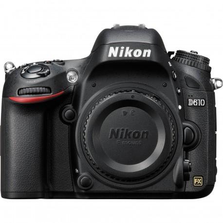 Spoguļkameras - Nikon D610 Body - ātri pasūtīt no ražotāja