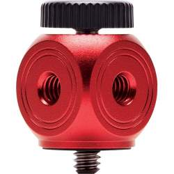 Studijas gaismu somas - JOBY adapteris ar 1/4 collas vītnēm hub adapter - perc veikalā un ar piegādi