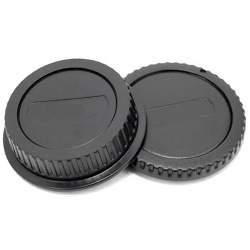 Крышечки - JJC L-R1 Front and Rear Lens Cap canon - купить сегодня в магазине и с доставкой