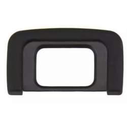 Kameru aizsargi - JJC EN-DK25 eyecup D3300, D3200, D3100, D3000, D5300, D5200, D5100, D5000 - perc veikalā un ar piegādi