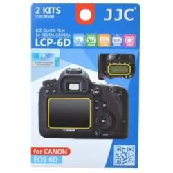 Kameru aizsargi - JJC LCP aizsargs displejiem LCP-6D Canon EOS 6D - perc veikalā un ar piegādi