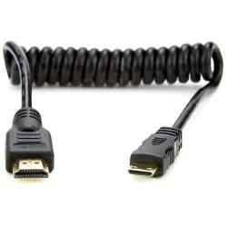 Videokameru aksesuāri - Atomos Micro HDMI-Full HDMI vads 30-45cm - perc veikalā un ar piegādi