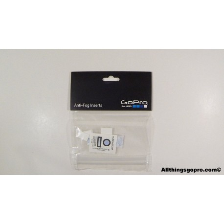 Accessories for Action Cameras - GoPro Anti Fog Inserts for HERO 1 2 3 - quick order from manufacturer