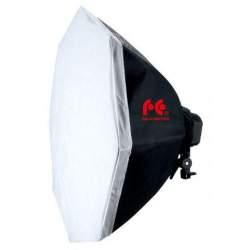 Fluorescējošās - Falcon Eyes dienas gaisma + Octabox 120cm LHD-B655FS 6x55W 290568 - perc šodien veikalā un ar piegādi