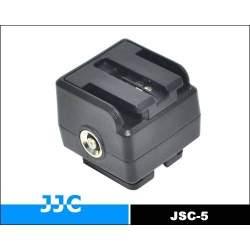 Aksesuāri zibspuldzēm - JJC JSC-5 karstā pēda - perc veikalā un ar piegādi