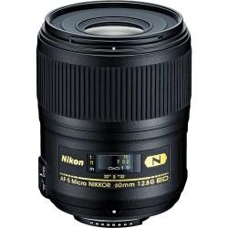 Objektīvi - Nikon 60/2.8G ED AF-S Micro-Nikkor - ātri pasūtīt no ražotāja
