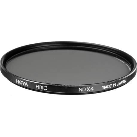 ND фильтры - Hoya 52mm ND x 4 filtrs - быстрый заказ от производителя
