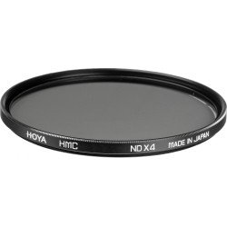 Neutral Density Filters - Hoya 55mm ND x 4 filtrs - quick order from manufacturer