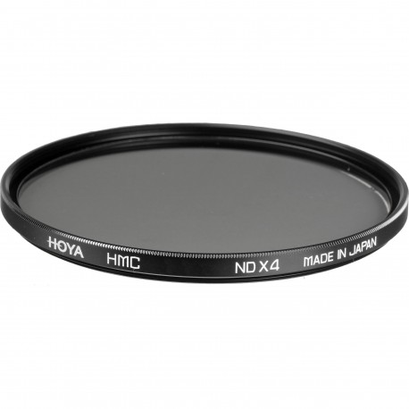 ND фильтры - Hoya 55mm ND x 4 filtrs - быстрый заказ от производителя