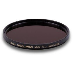 Objektīvu filtri - KENKO FILTER REAL PRO ND64 58MM - perc šodien veikalā un ar piegādi