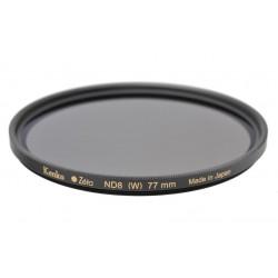 Objektīvu filtri - KENKO FILTER REAL PRO ND8 58MM - ātri pasūtīt no ražotāja