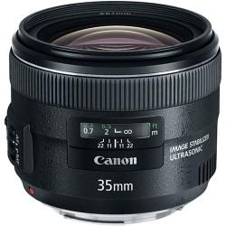 Objektīvi - Canon EF 35mm F/2 IS USM - ātri pasūtīt no ražotāja