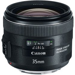 Lenses - Canon LENS EF 35MM F2 IS USM - quick order from manufacturer