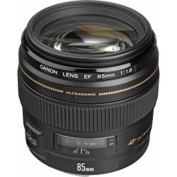 Objektīvi - Canon EF 85mm F/1.8 USM - perc šodien veikalā un ar piegādi