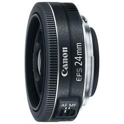 Objektīvi - Canon LENS EF-S 24MM F2.8 STM - perc šodien veikalā un ar piegādi
