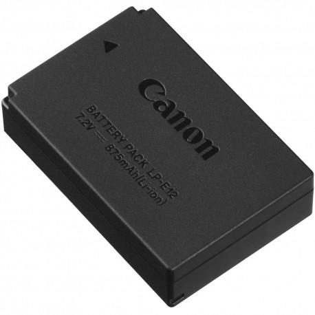 Kameru akumulatori - Canon CAMERA BATTERY LP-E12 - купить сегодня в магазине и с доставкой