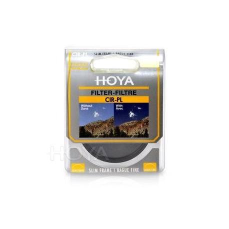CPL Filters - HOYA objektīva filtrs CPL Circular Polarizing PL-CIR SLIM Filter 77mm - quick order from manufacturer