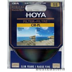 Objektīvu filtri - Hoya CIR-PL Slim 58mm filtrs CPL - ātri pasūtīt no ražotāja