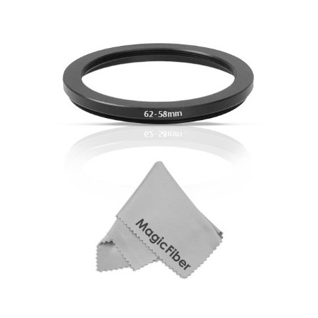 Адаптеры для фильтров - Marumi Step-down Ring Lens 62 mm to Accessory 58 mm - быстрый заказ от производителя