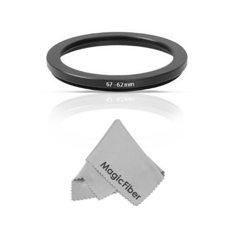 Адаптеры для фильтров - Marumi Step-down Ring Lens 67 mm to Accessory 62 mm - купить сегодня в магазине и с доставкой