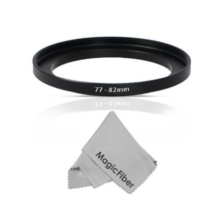 Адаптеры для фильтров - Marumi Step-up Ring Lens 77 mm to Accessory 82 mm - купить сегодня в магазине и с доставкой