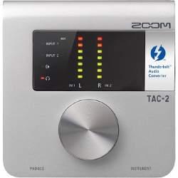 Mikrofoni - Zoom TAC-2 Thunderbolt Audio Converter Audio Converter - ātri pasūtīt no ražotāja