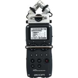 Microphones - Zoom H5 Handy Recorder - quick order from manufacturer