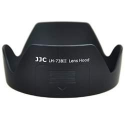 Бленды - JJC LH-73BII blende 17-85mm, 18-135mm with filter access window Canon ET-73B - купить в магазине и с доставкой