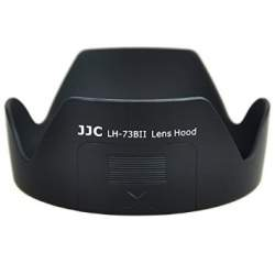Lens Hoods - JJC LH-73BII blende 17-85mm, 18-135mm with filter access window Canon ET-73B - buy today in store and with delivery