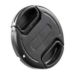 Objektīvu vāciņi - JJC 49mm Lens Cap with Inner Grip LC-49 18559 - perc šodien veikalā un ar piegādi