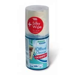 Kameras tīrīšana - Green clean C-2130 tīrīšanas līdzeklis Office Cleaner DESINFECT + Silky Wipe 200ml - ātri pasūtīt no ražotāja