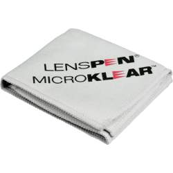 Camera cleaning - LENSPEN PHOTO MICROKLEAR CLOTH - buy today in store and with delivery