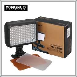 LED uz kameras - Yongnuo YN-1410 LED gaisma - perc šodien veikalā un ar piegādi