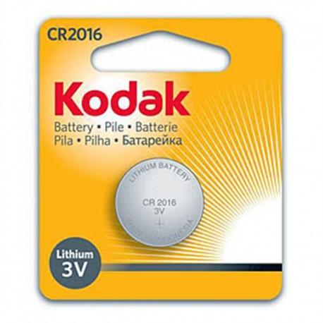 Батарейки и аккумуляторы - Kodak KCR2016 Baterija - купить сегодня в магазине и с доставкой