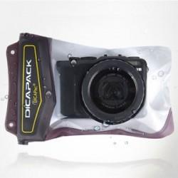 Zemūdens foto - DiCAPac WP-570 mirrorless čehols S - perc veikalā un ar piegādi