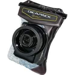 Zemūdens foto - DiCAPac WP-610 mirrorless čehols M - perc veikalā un ar piegādi