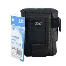 Objektīvu somas - JJC Deluxe objektīva somiņa DLP-1 75x125mm - perc šodien veikalā un ar piegādi