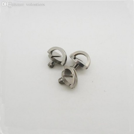 """Statīvu aksesuāri - Skrūve 1/4""""-20 DRS-12 Diametrs 12mm Garums 13mm - perc šodien veikalā un ar piegādi"""