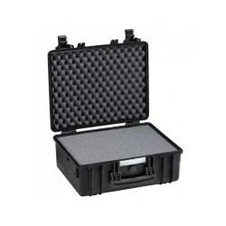 Koferi - Peli koferis storm K-iM2400-110 iM2200 melns with foam - ātri pasūtīt no ražotāja