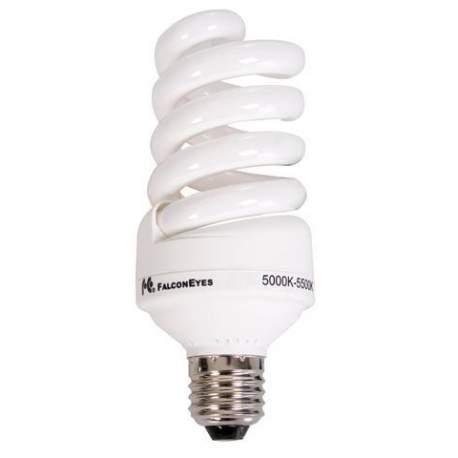 Studijas gaismu spuldzes - Linkstar fluorescejošā lampa E27 55W DF/FL serijas gaismam / Daylight Spiral Lamp E27 55W - ātri pasūtīt no ražotāja