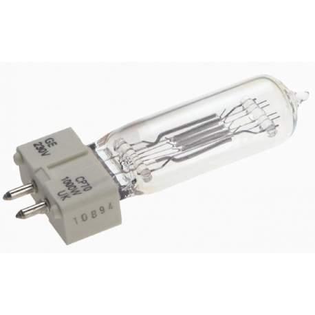 Запасные лампы - Falcon Eyes Spare Bulb GY9,5/1000 for QLG-1000/QLT-1000 - быстрый заказ от производителя