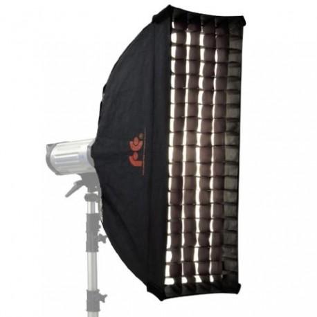 Софтбоксы - Falcon Eyes Softbox + Honeycomb SBQ-6090HC for GN/TE/QL/HL Series - быстрый заказ от производителя