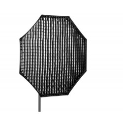 Softboxes - Jinbei EM-120 oktabokss ar šūnām - buy in store and with delivery