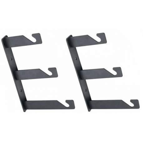 Держатели для фонов - Falcon Eyes Background Support Bracket FA-024-3 for 3x B-Reel - купить сегодня в магазине и с доставкой