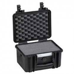 Koferi - Explorer Cases 2717 Black Foam 305x270x194 - ātri pasūtīt no ražotāja